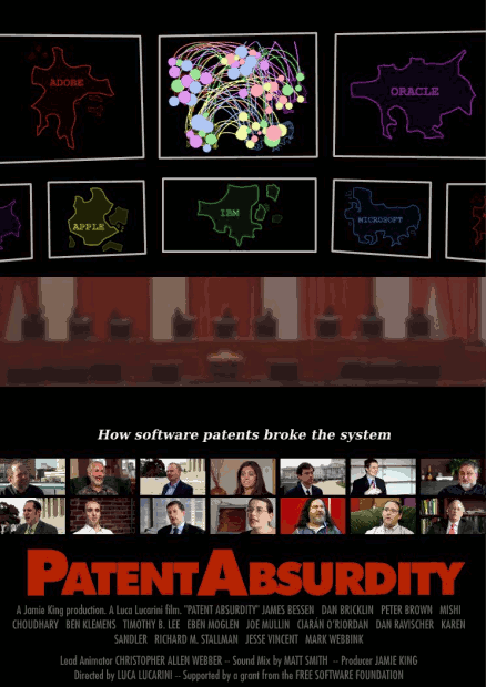 Patent Absurdity movie poster